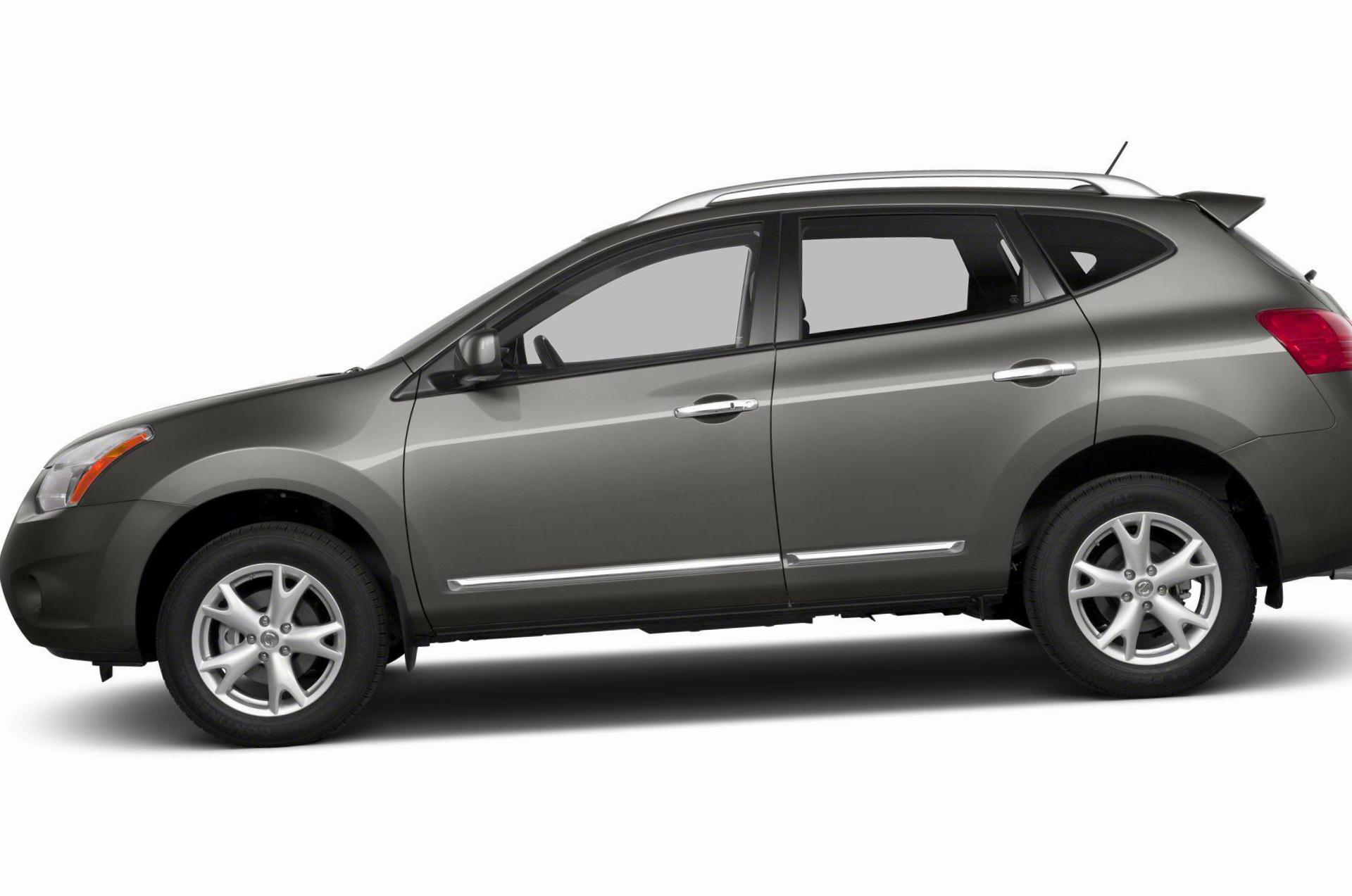 Rogue Nissan lease 2012