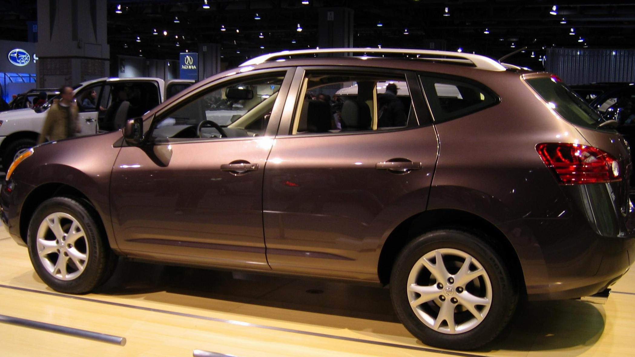 Nissan Rogue used 2012