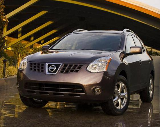 Rogue Nissan price 2013