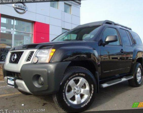 Xterra Nissan Specification 2014