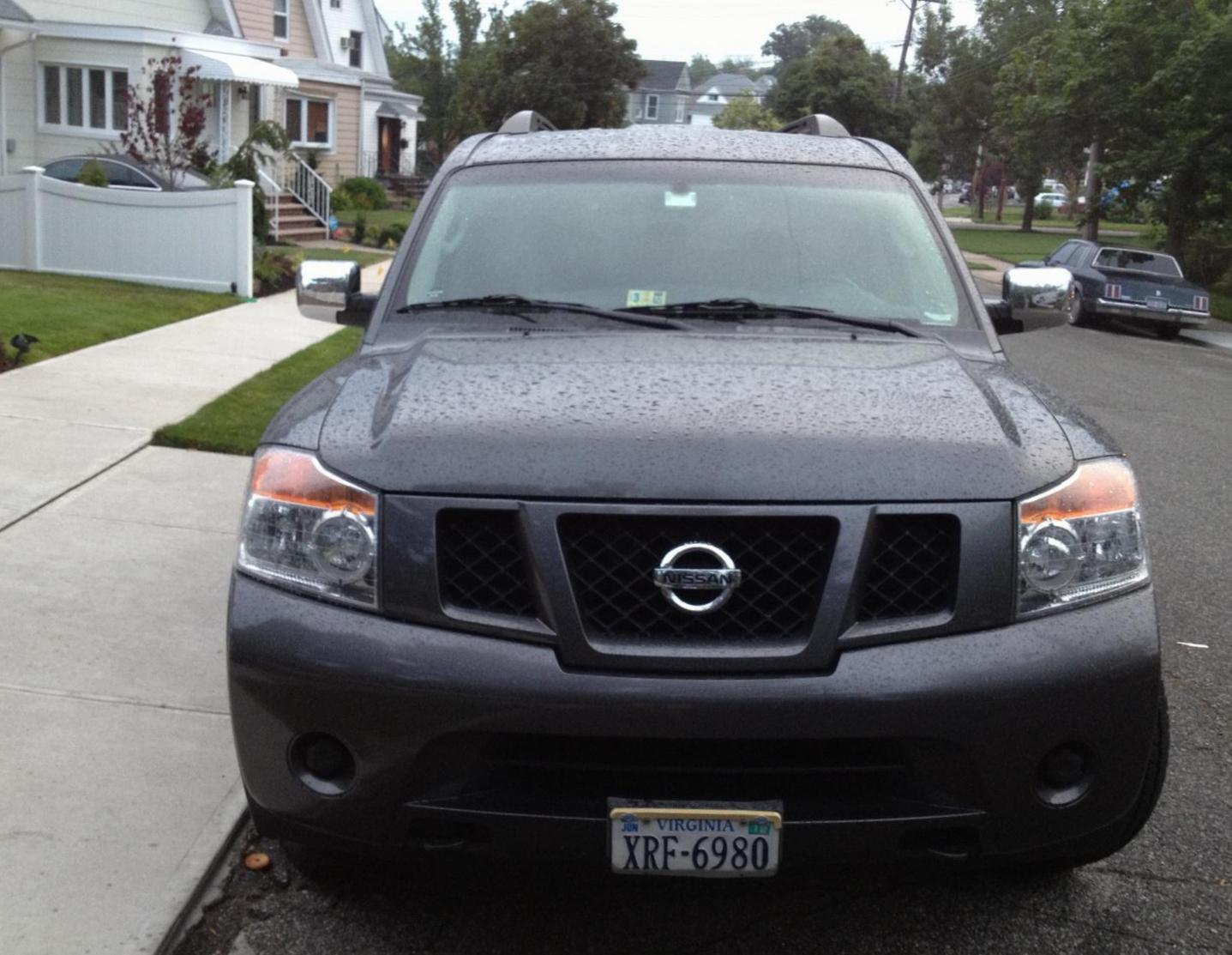 Armada Nissan approved 2008