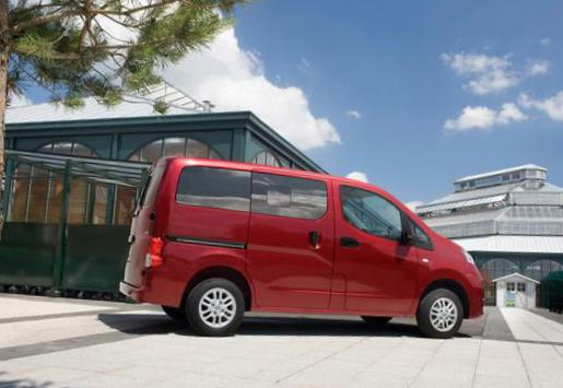 Nissan NV200 Combi prices 2015
