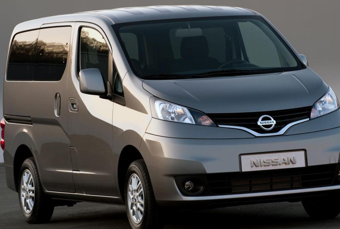 NV200 Combi Nissan new 2005