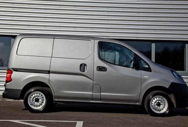 NV200 Combi Nissan usa 2008