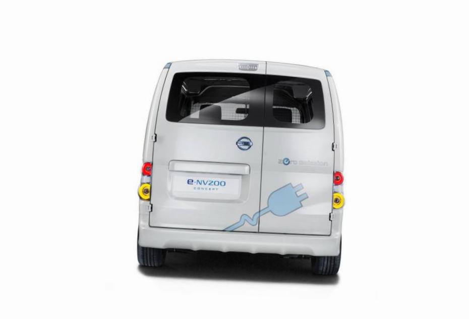 e-NV200 Nissan Specifications 2010