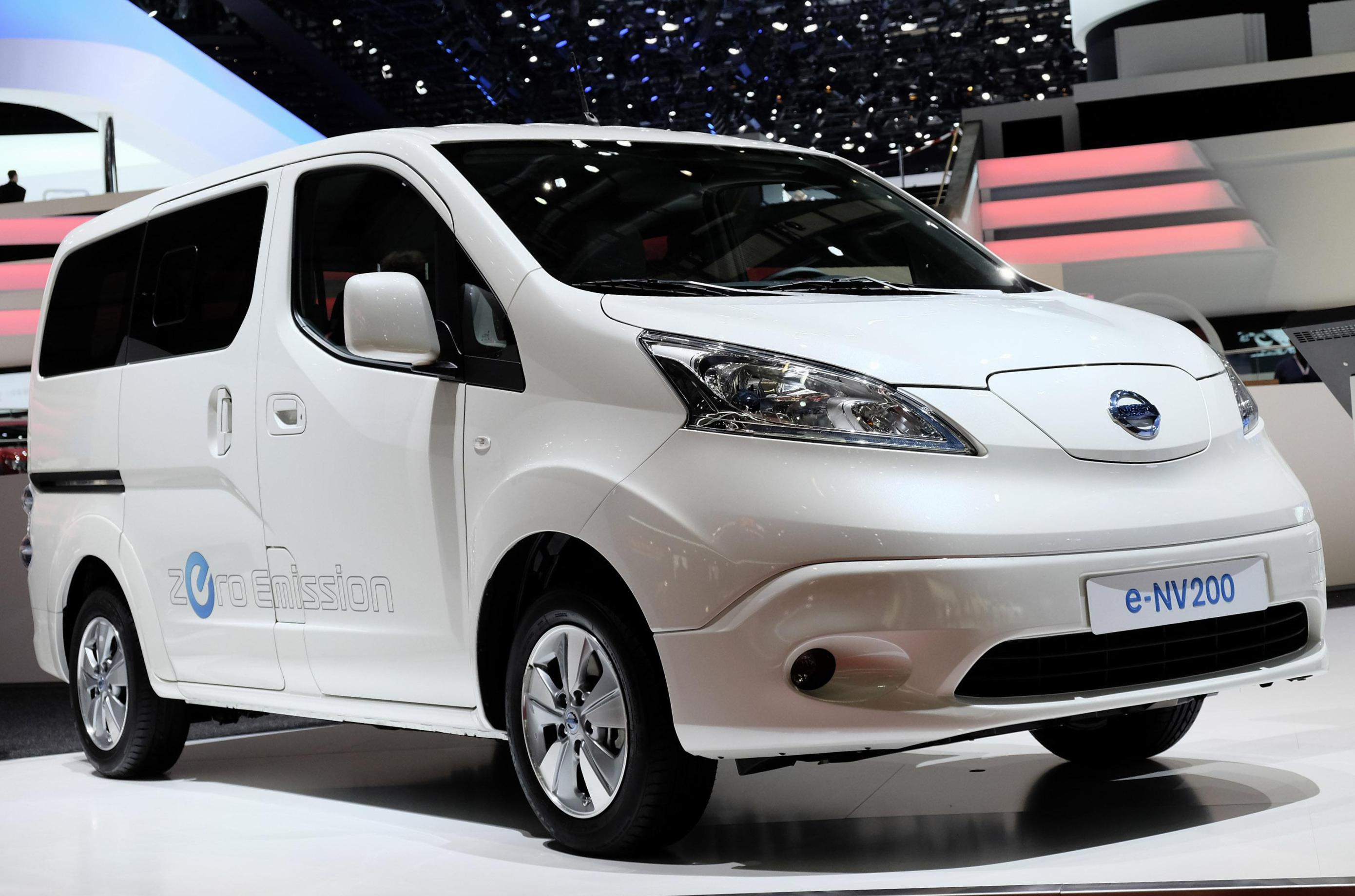 E Nv200 Nissan Usa 2017