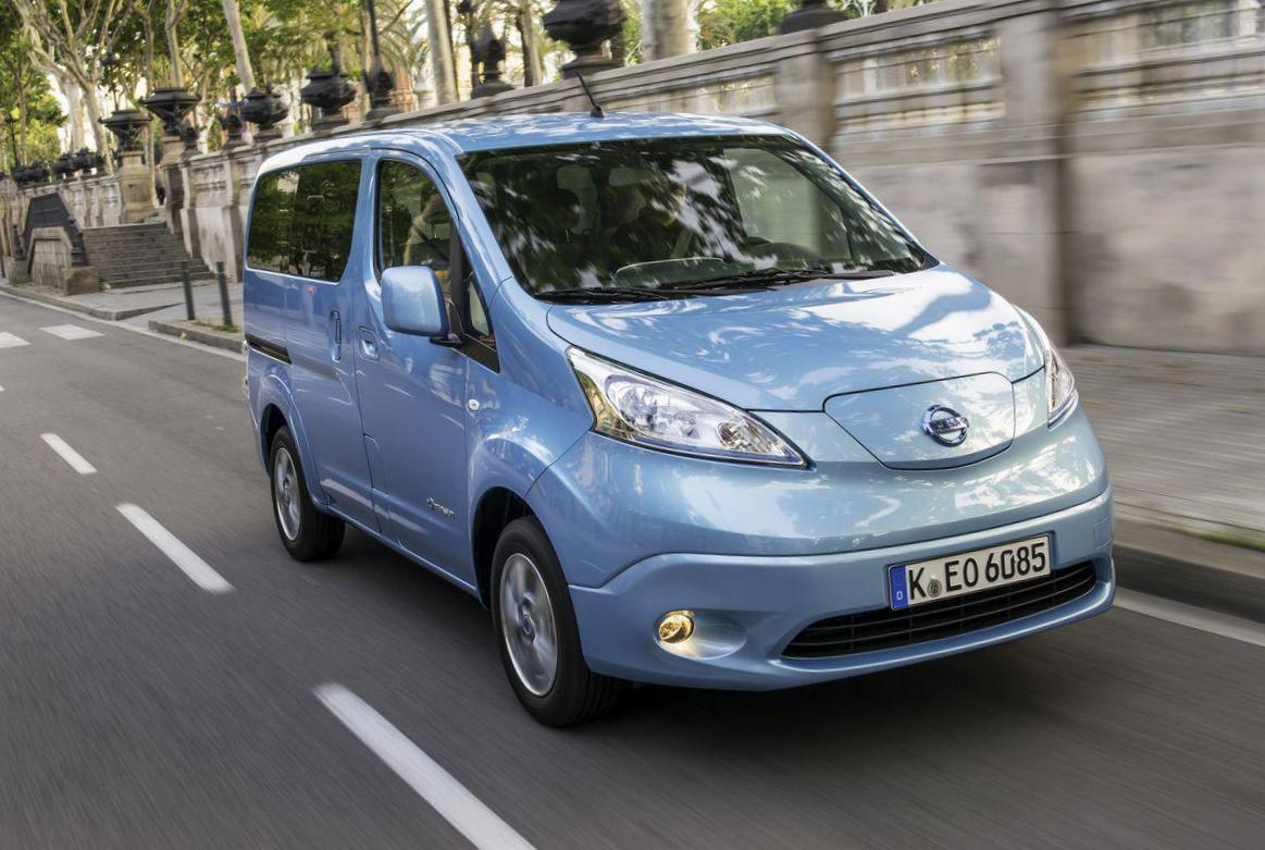 Nissan e-NV200 review 2004
