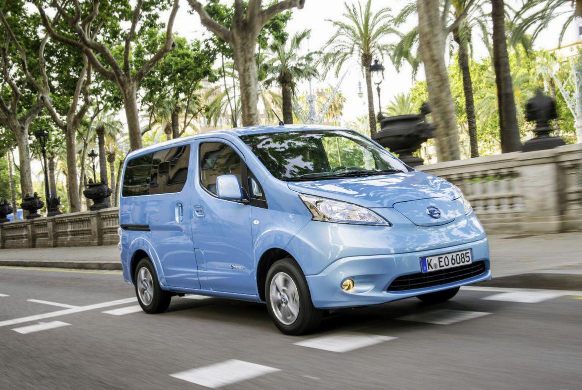 Nissan e-NV200 sale 2008