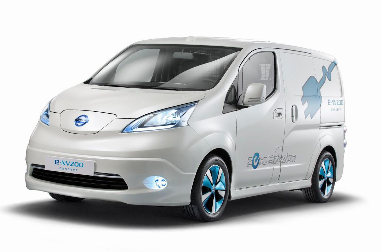 e-NV200 Cargo Nissan for sale hatchback