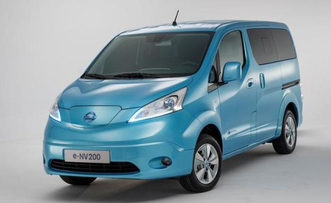 e-NV200 Cargo Nissan used 2014