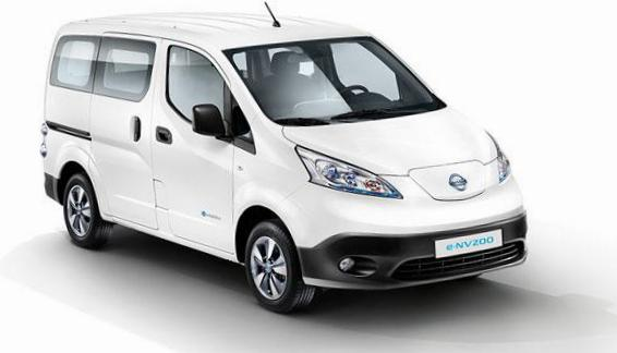 Nissan e-NV200 Cargo new 2014