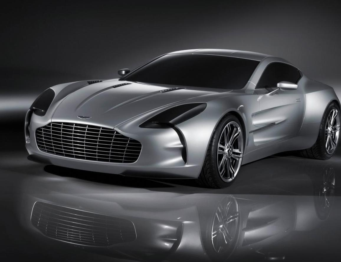 One-77 Aston Martin review 2012