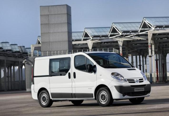 Nissan NV400 Combi Specifications 2009