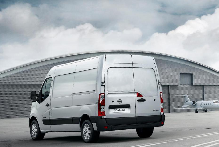 Nissan NV400 Combi usa 2013