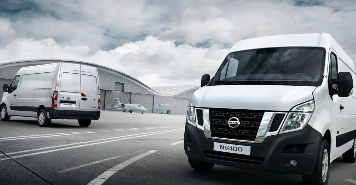 NV400 Combi Nissan approved suv