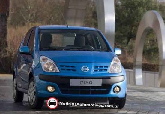 Nissan Pixo Specification 2010
