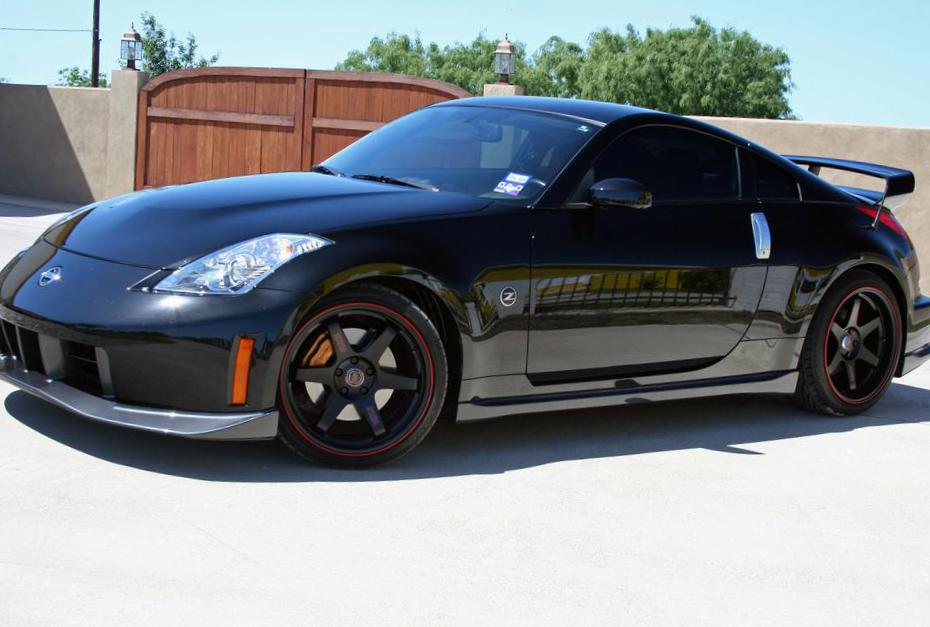 Nissan 350Z Photos and Specs. Photo: 350Z Nissan price and 26 ...