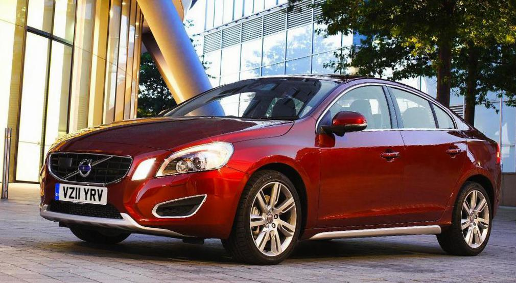 S60 Volvo Specification 2010