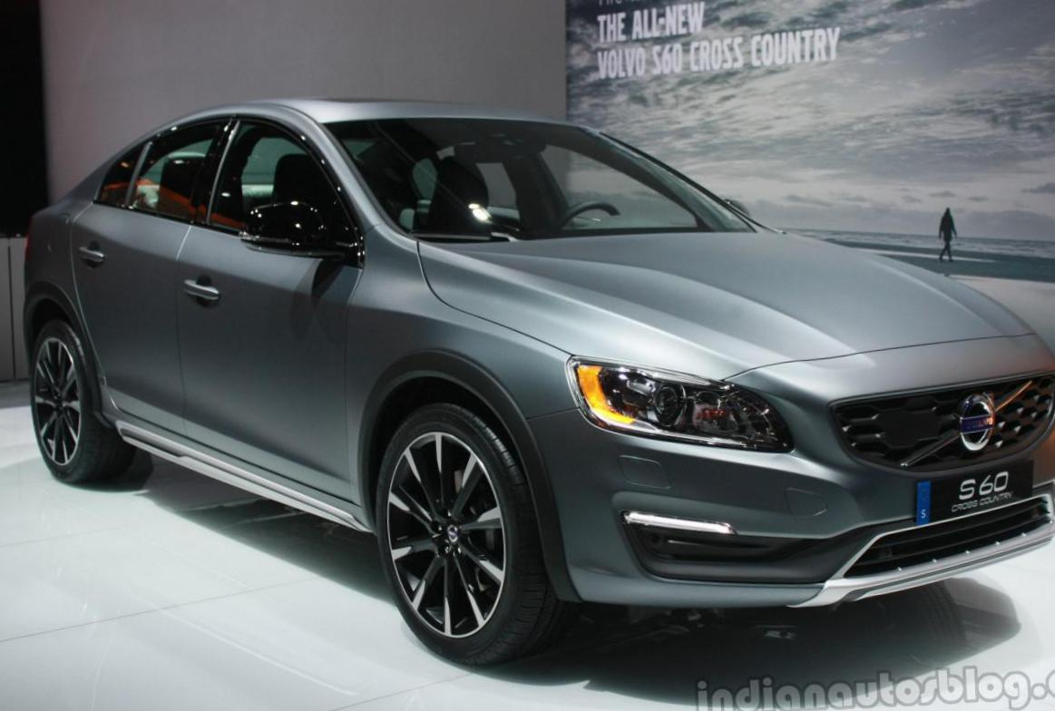 S60 Cross Country Volvo configuration minivan