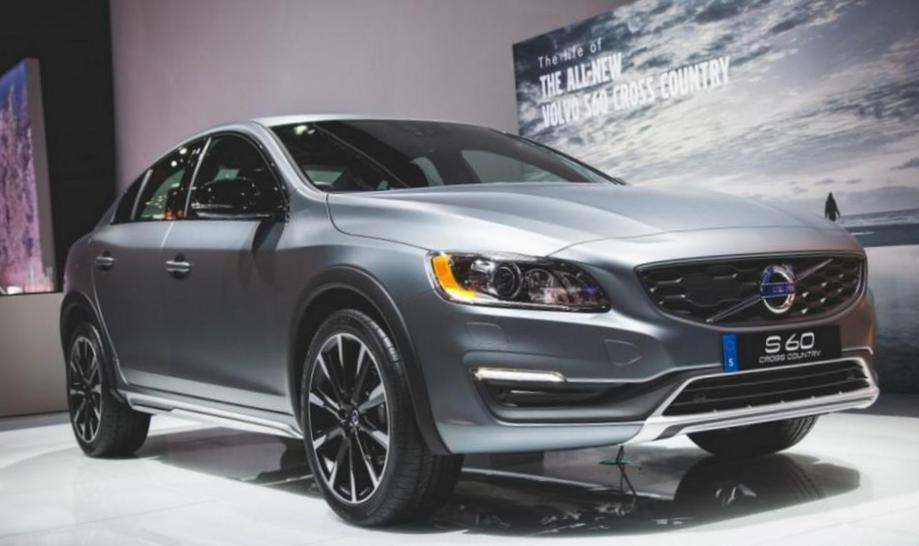 Volvo S60 Cross Country sale hatchback