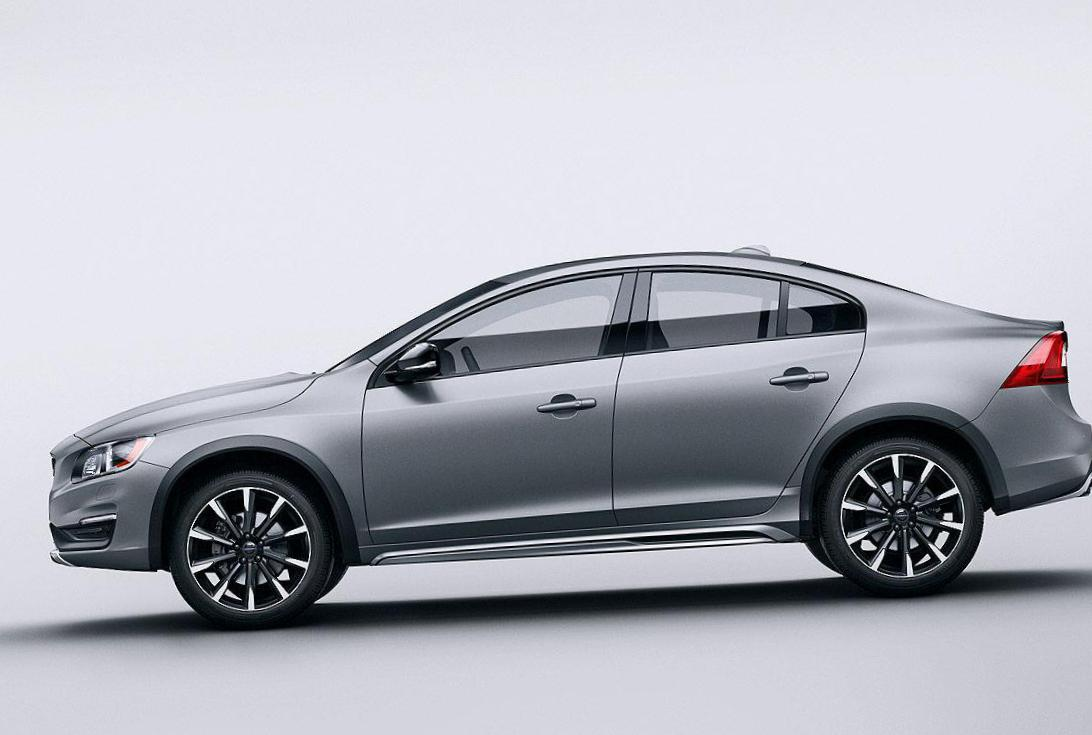 Volvo S60 Cross Country tuning hatchback