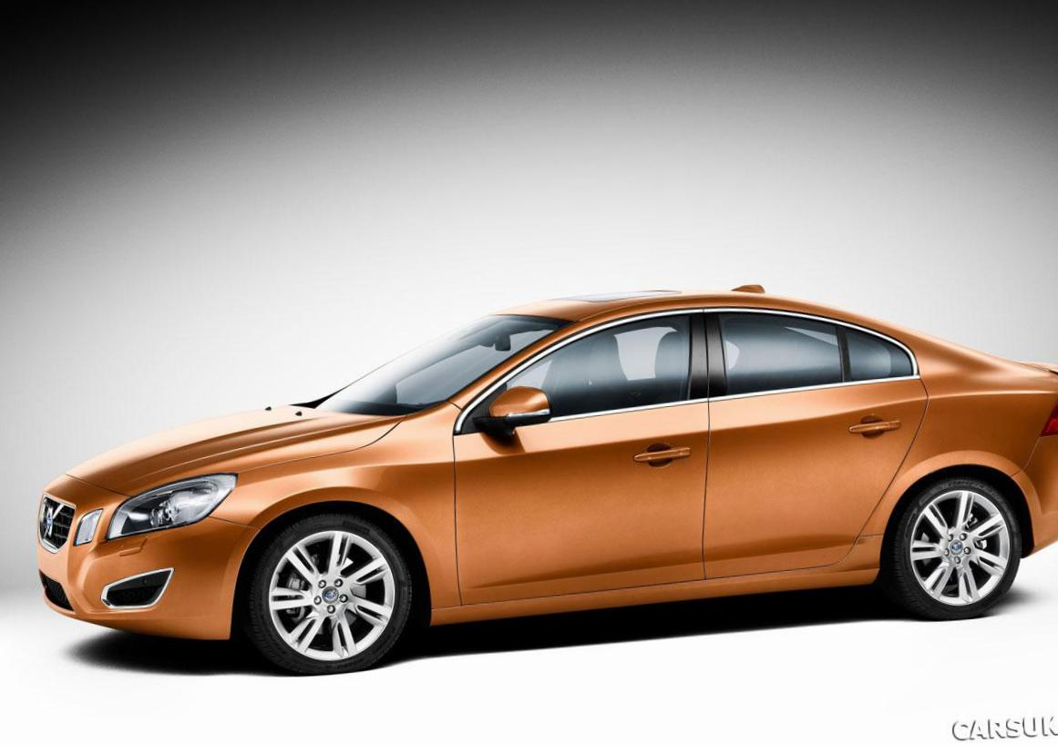 S60 Volvo approved 2012