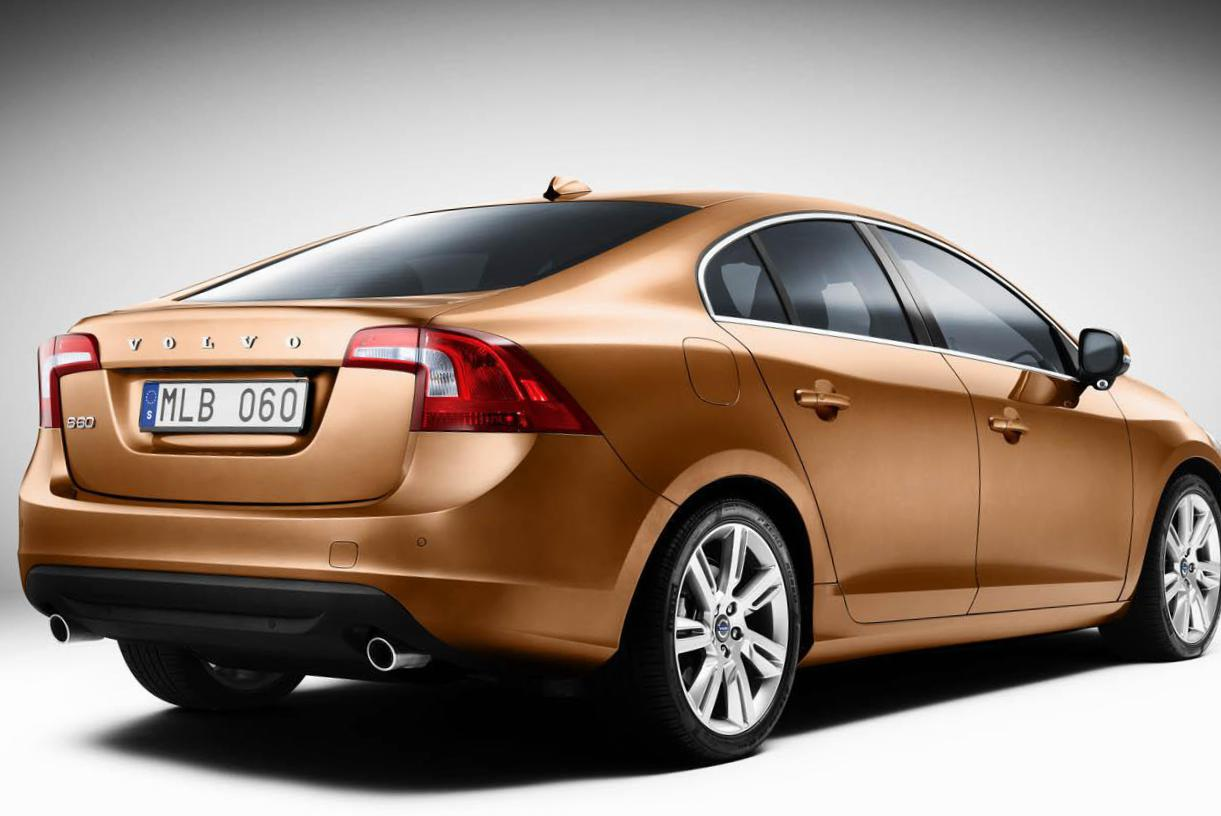 Volvo S60 for sale 2013