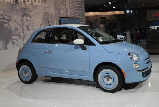 500 Fiat for sale 2012