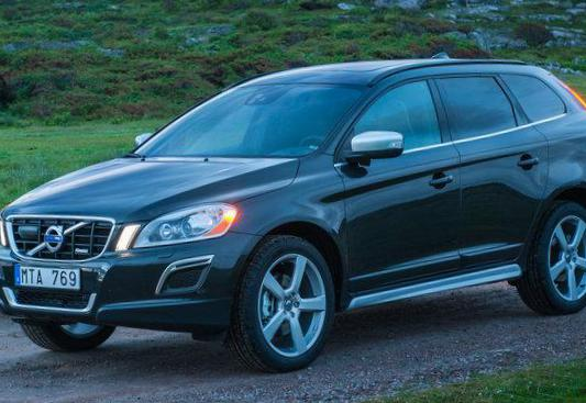 Volvo XC60 prices 2014