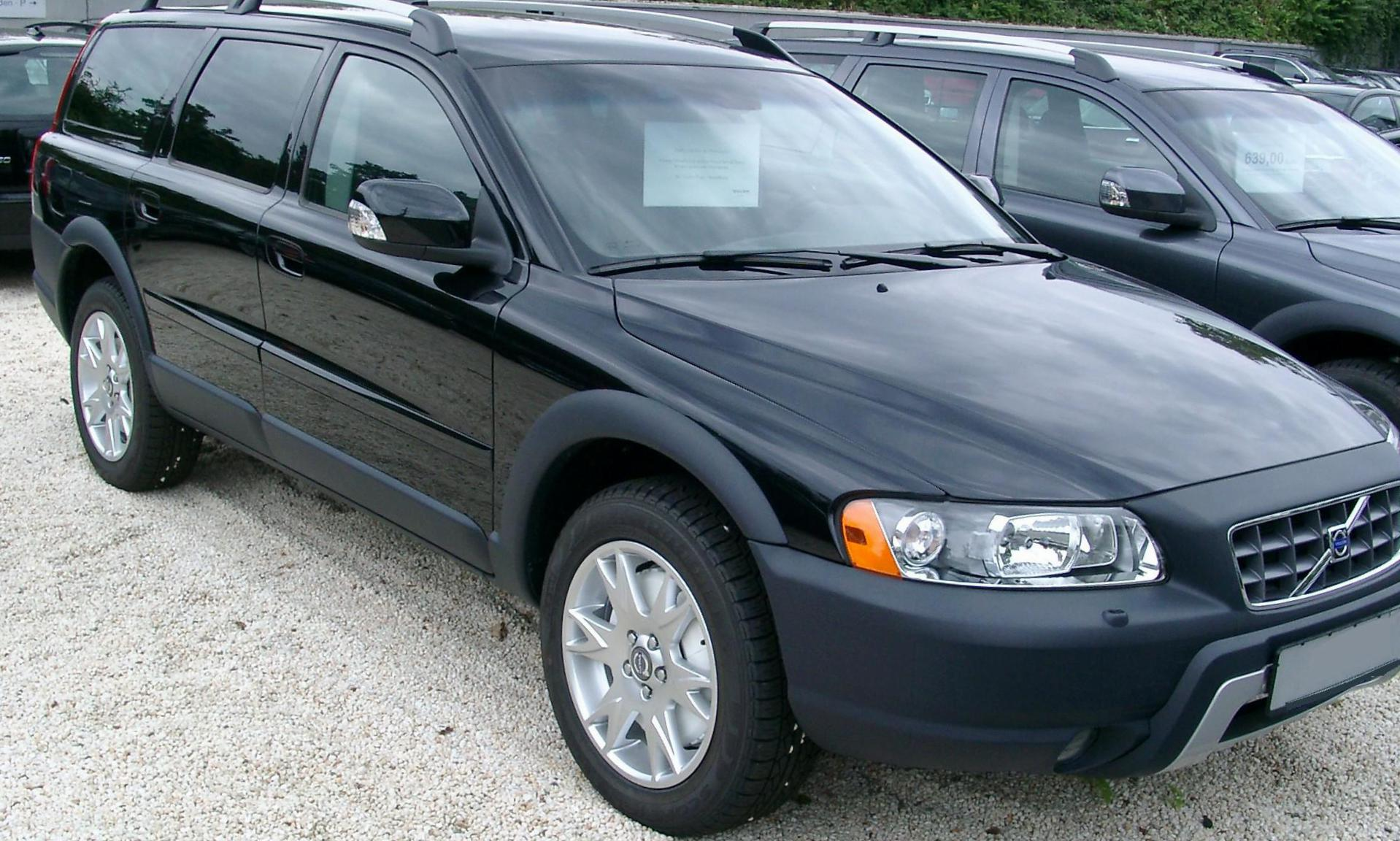Volvo XC70 lease suv