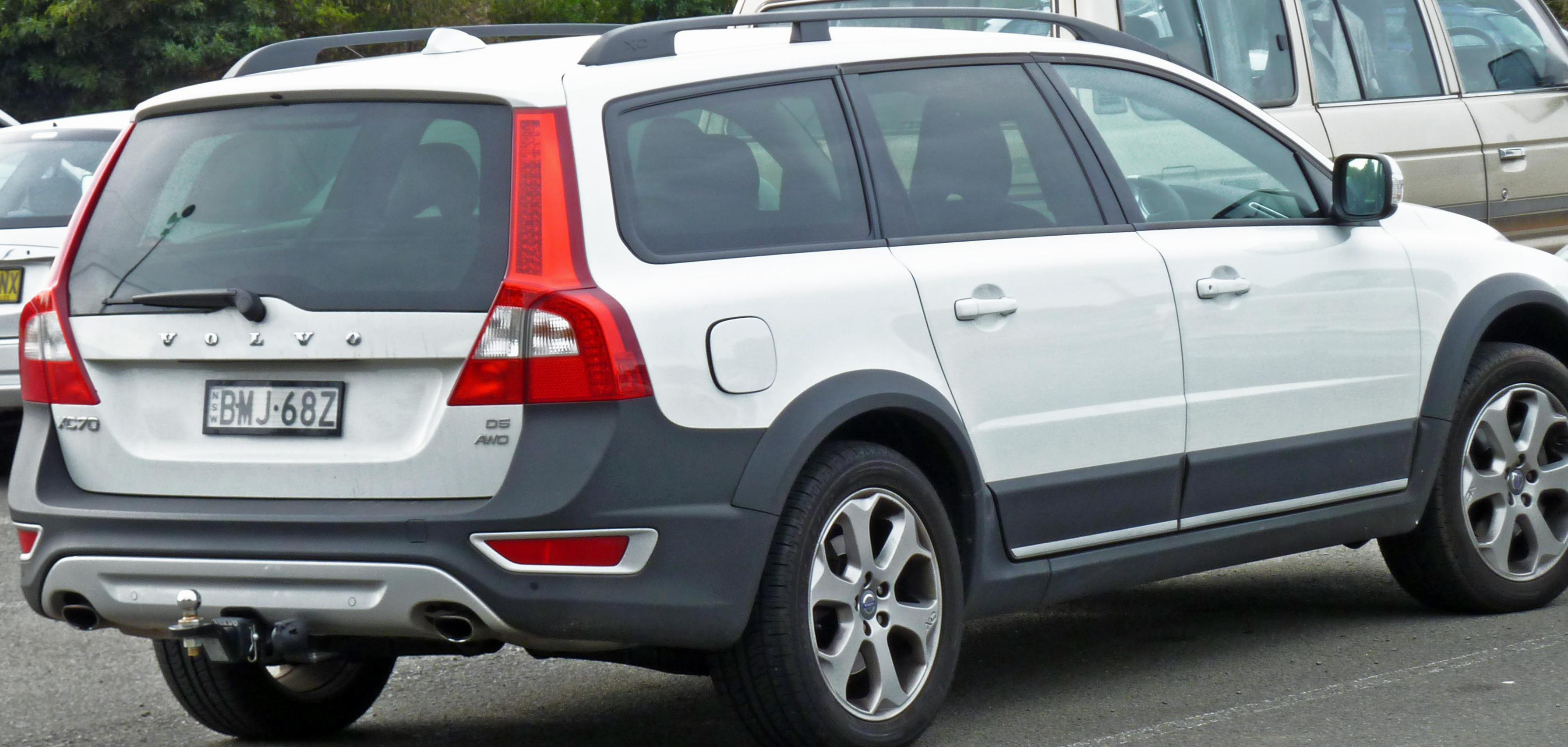 XC70 Volvo used hatchback