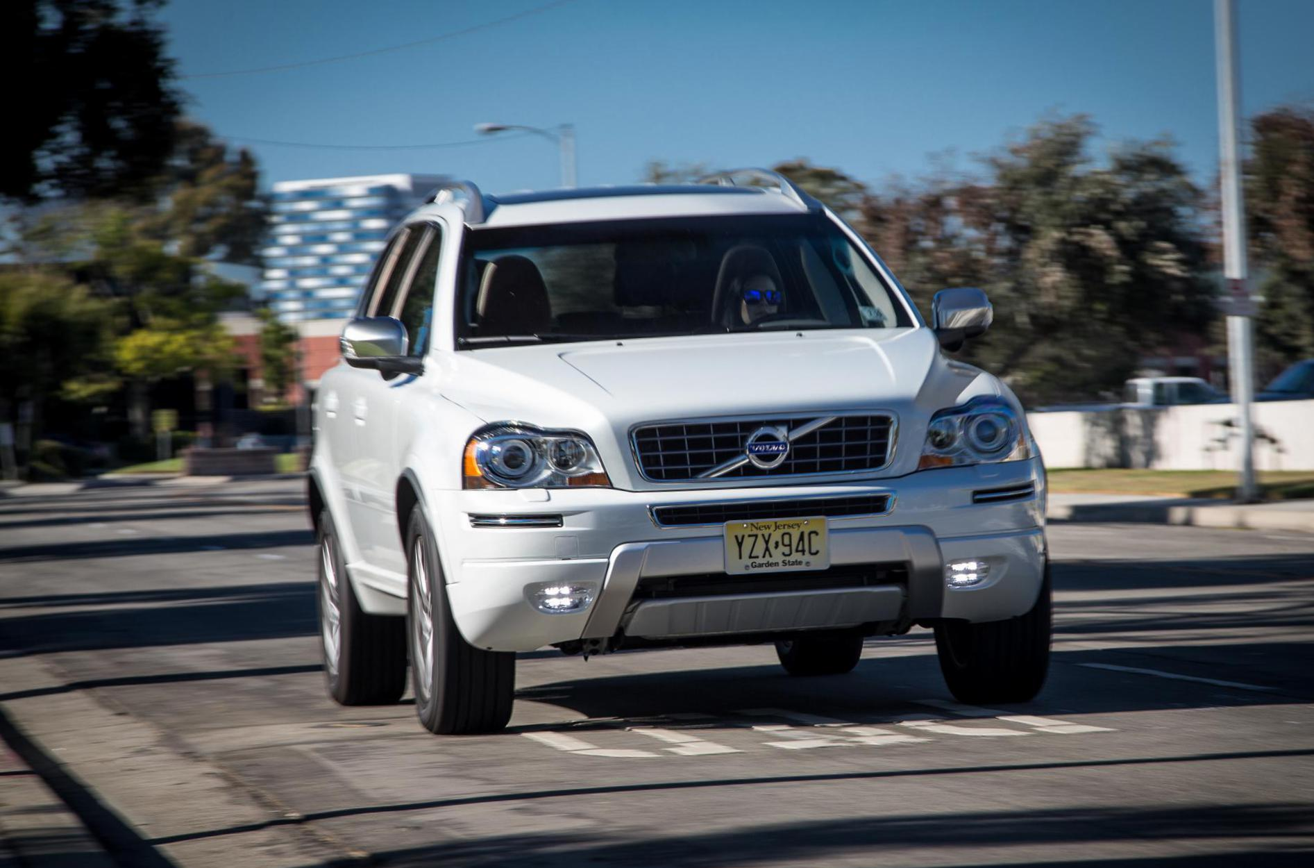 Volvo XC90 approved 2004