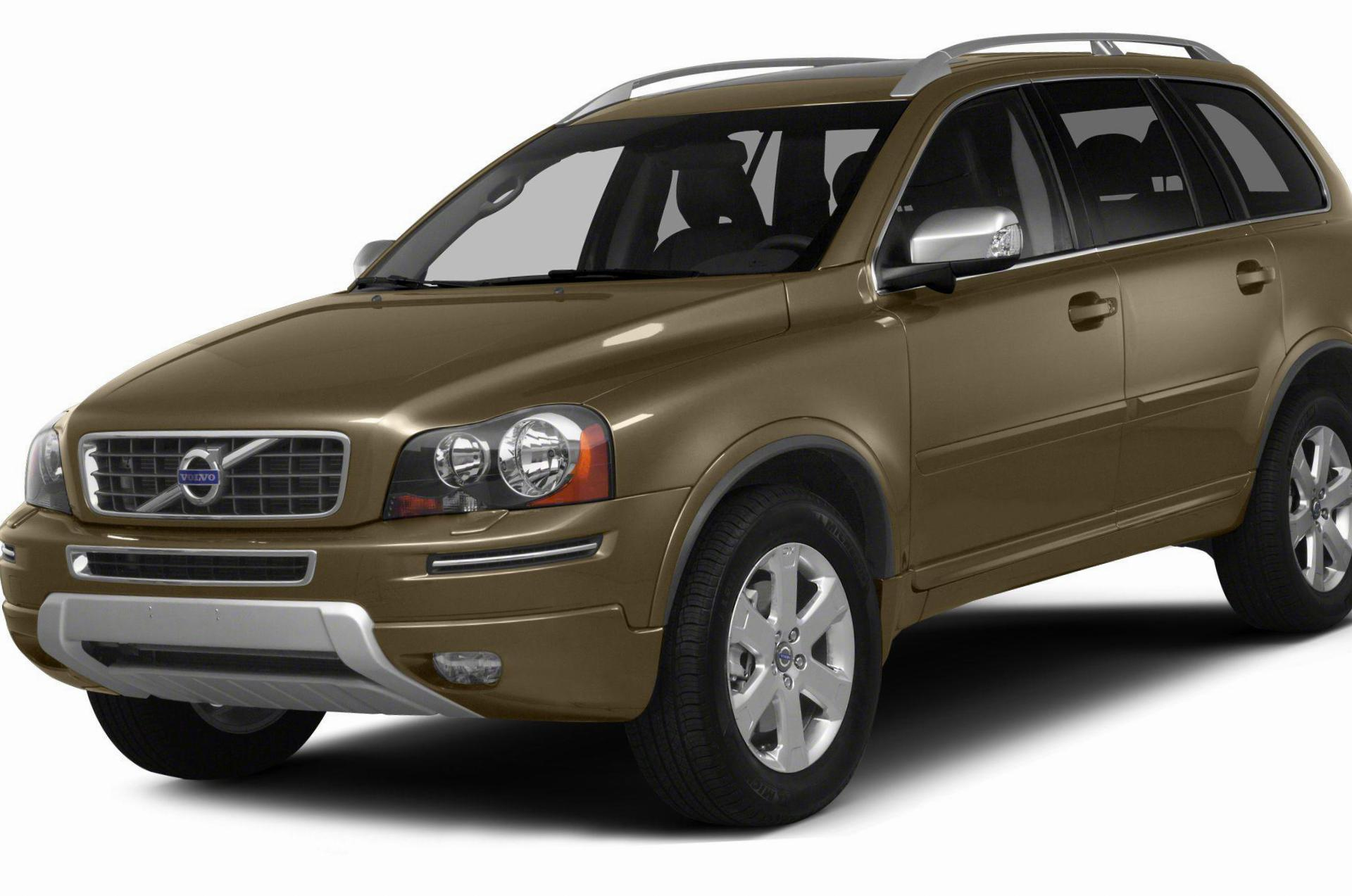 Volvo XC90 reviews 2014