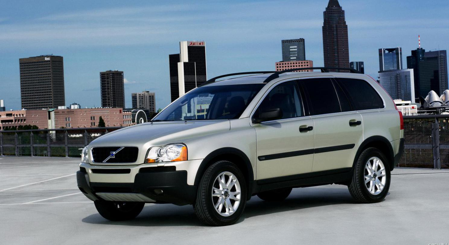 XC90 Volvo review 2008
