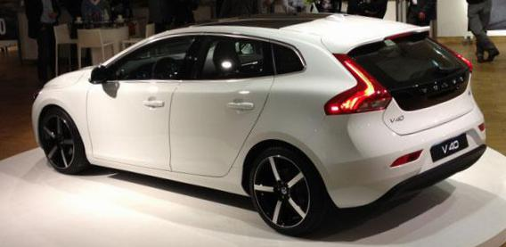 Volvo V40 prices 2008