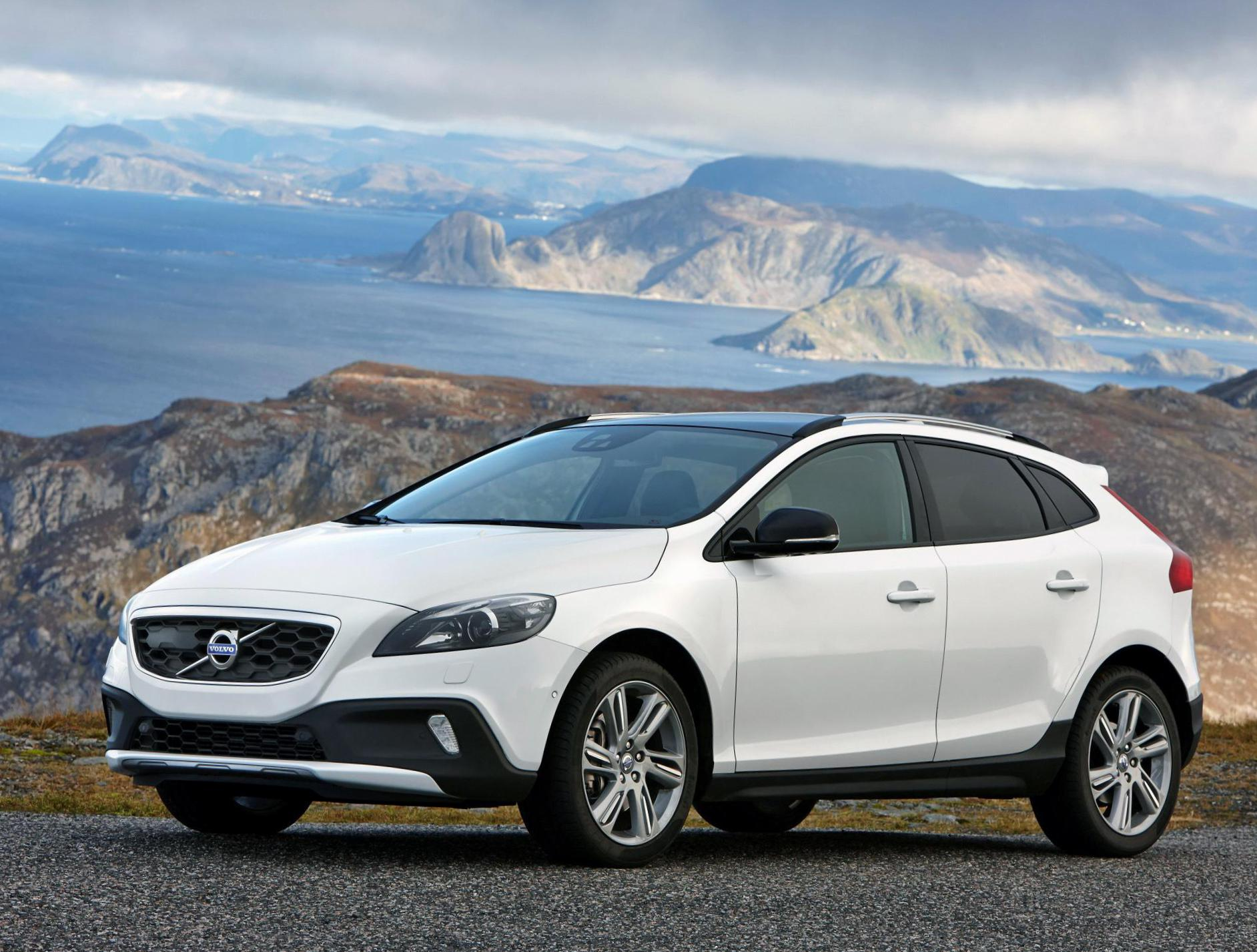 V40 Cross Country Volvo Specifications suv