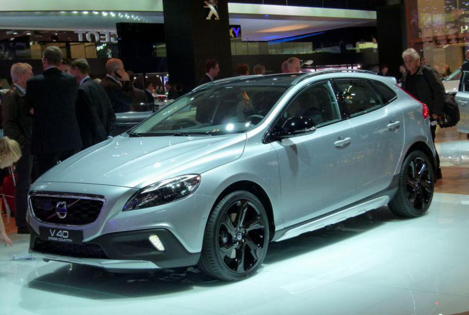 V40 Cross Country Volvo tuning 2013