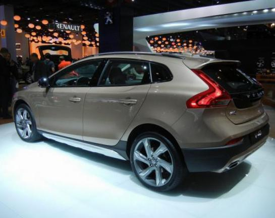 Volvo V40 Cross Country usa suv