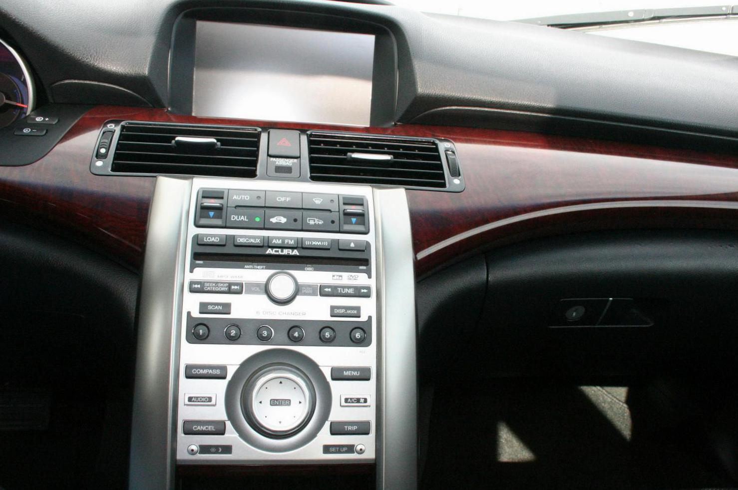 Acura RL Specification 2007