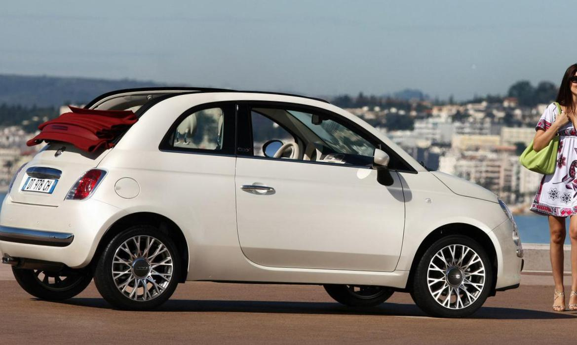 Fiat 500C review 2012