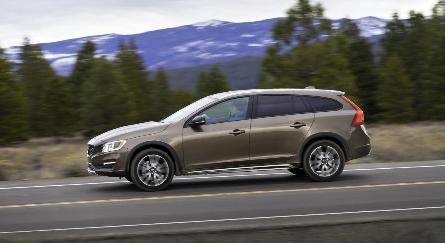 V60 Cross Country Volvo lease 2009