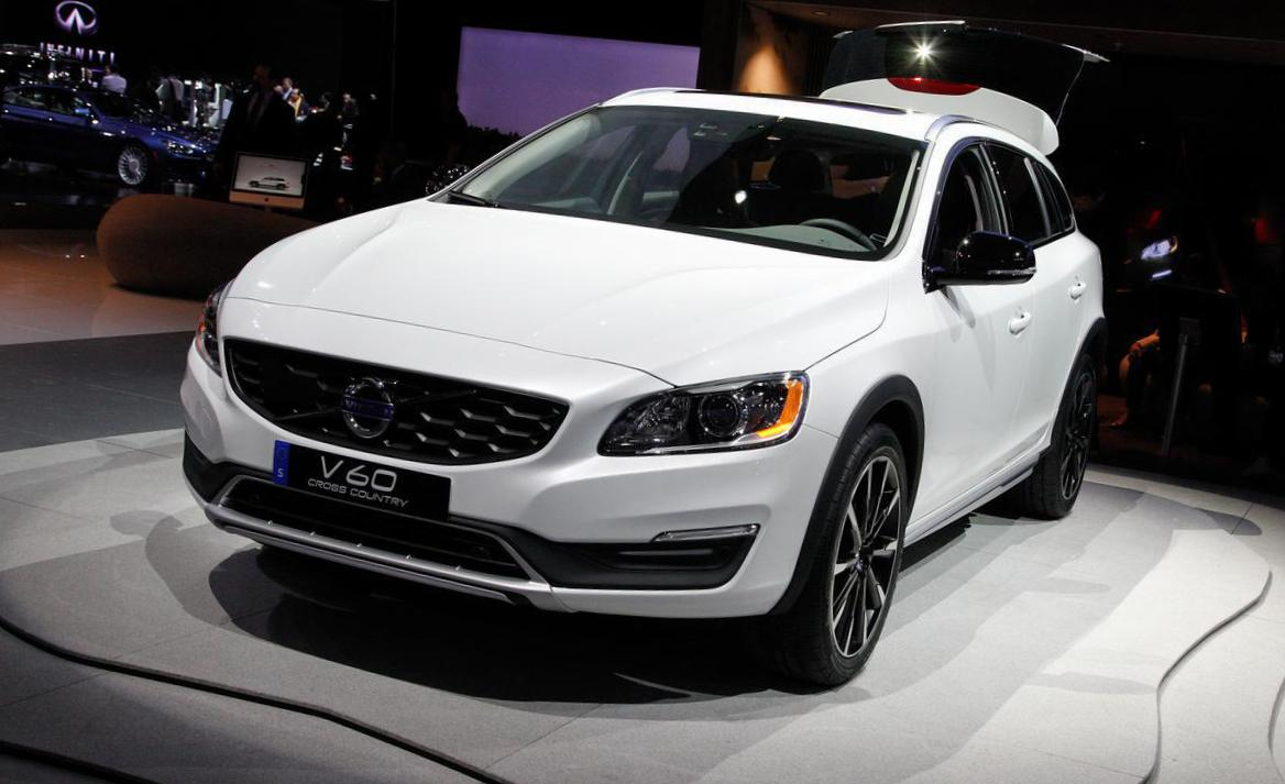 V60 Cross Country Volvo Specifications suv