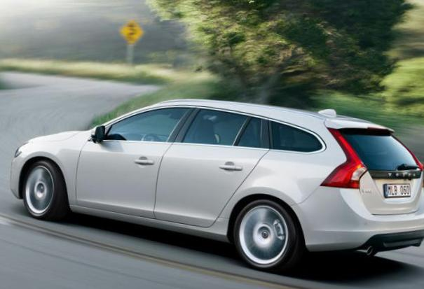 Volvo V60 approved 2004