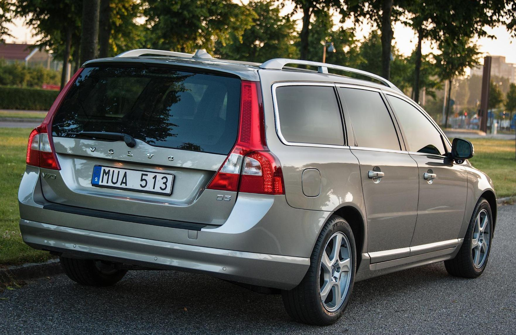 V70 Volvo how mach 2014
