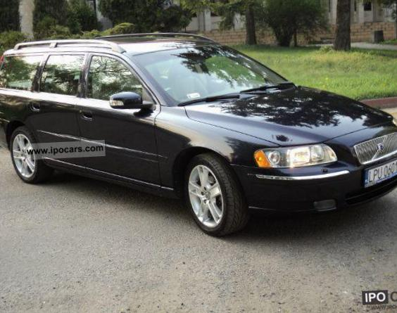 Volvo V70 how mach 2013