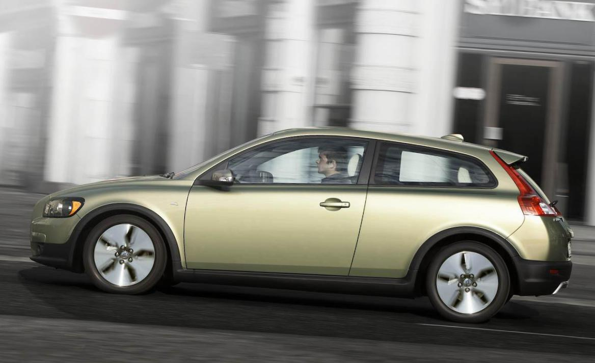 Volvo C30 approved suv