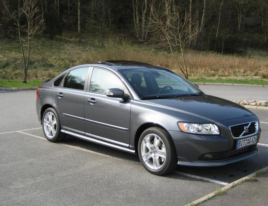 S40 Volvo approved 2010