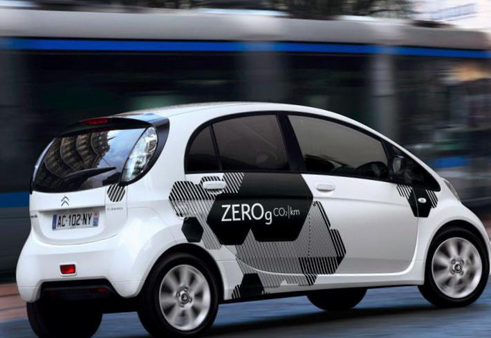 Citroen C-Zero reviews 2013