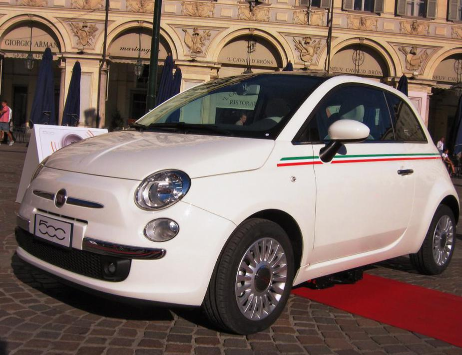 Fiat 500 approved 2015