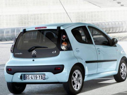 Citroen C1 5 doors approved 2013